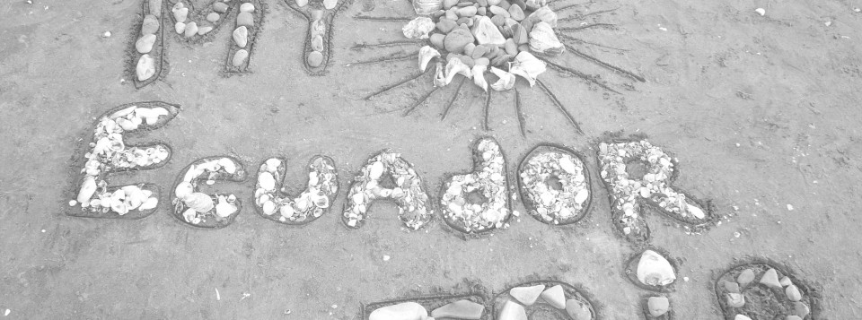 My Ecuador Trip in the Sand